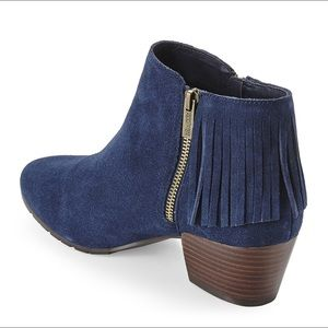Adorable Ankle Height Suede Boots